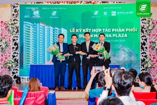 Lễ Kick Off Marina Plaza Long Xuyên