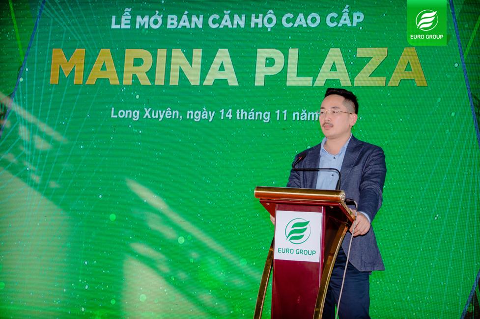 Lễ mở bán căn hộ Marina Plaza Long Xuyên